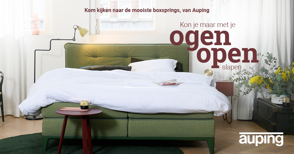 Auping | Boxspringcollectie