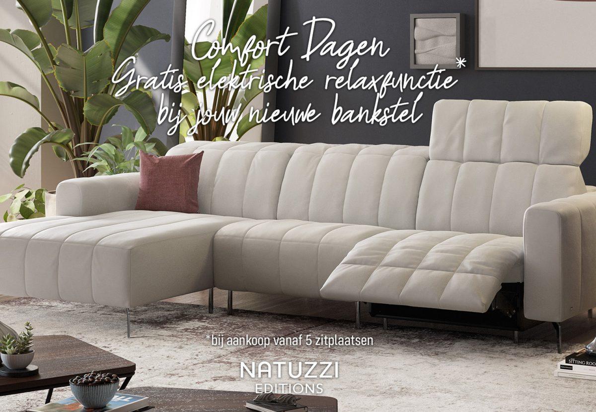 Comfort Dagen | Natuzzi Editions