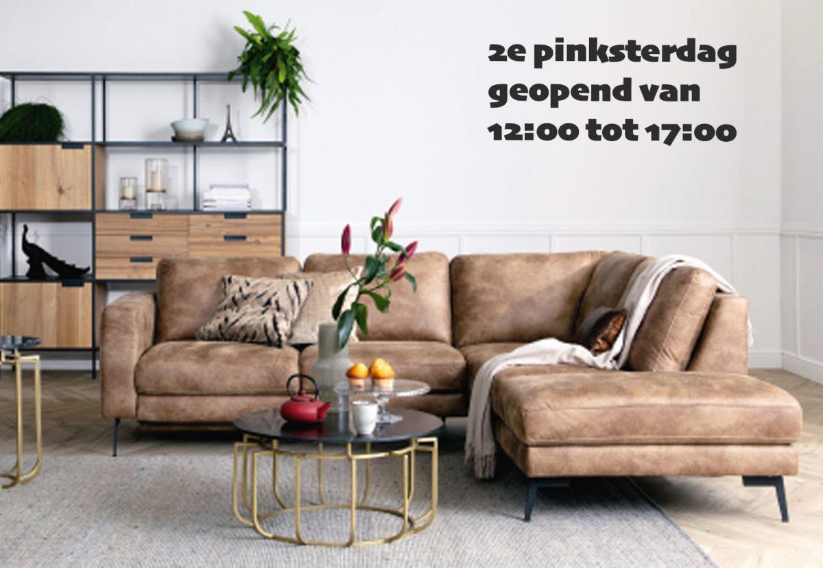 Op 2e Pinksterdag geopend van 12:00 tot 17:00 uur