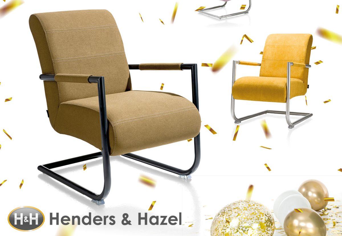 Henders & Hazel bestaat 15 jaar!