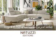 10% korting | Natuzzi Editions
