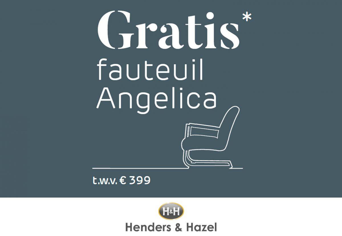Gratis Angelica fauteuil* | Henders & Hazel