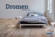 Nu €400 voordeel op jouw Auping Essential bed!*