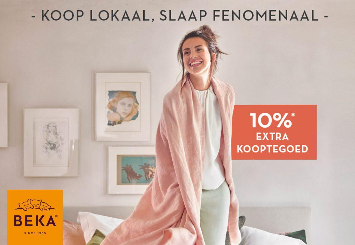 10% extra kooptegoed ✨ | Beka®