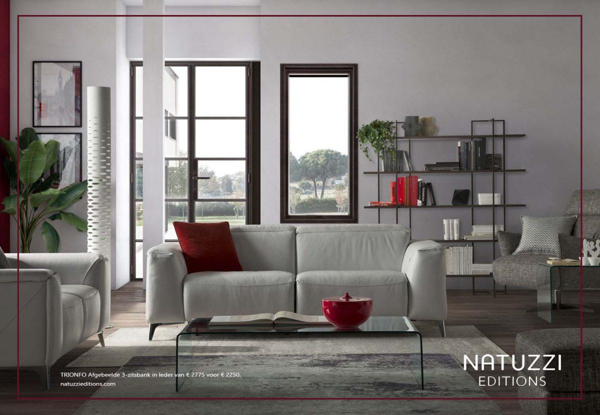 Comfort days | Natuzzi Editions
