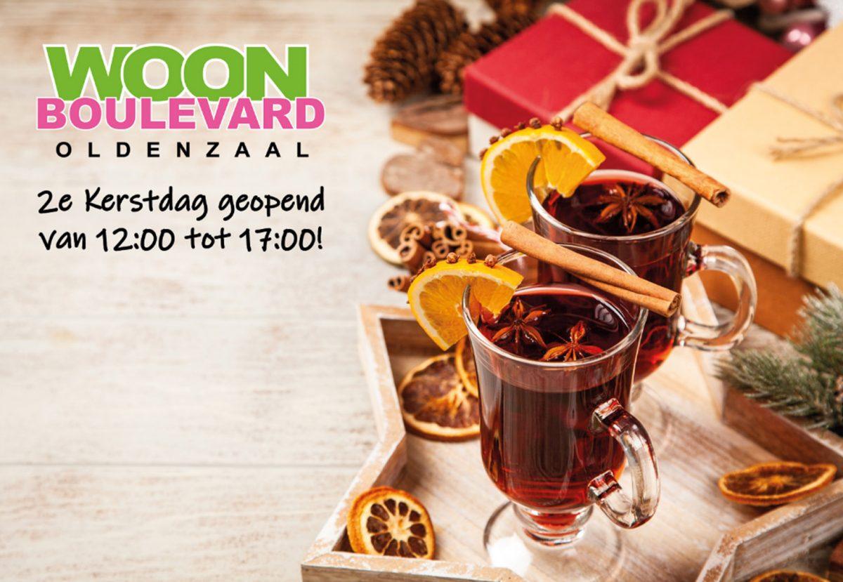 2e kerstdag geopend van 12:00 tot 17:00!