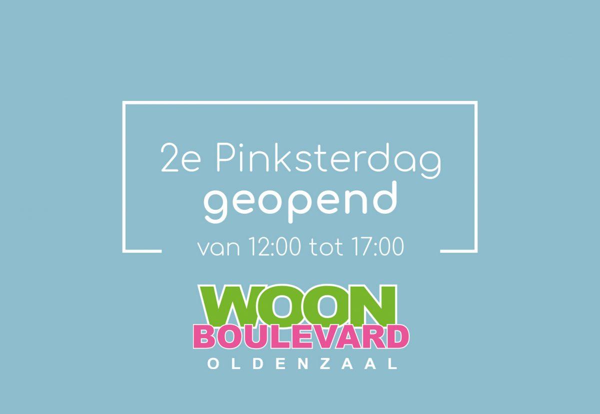 2e Pinksterdag zijn wij geopend van 12:00 tot 17:0...
