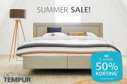 TEMPUR® SUMMER SALE